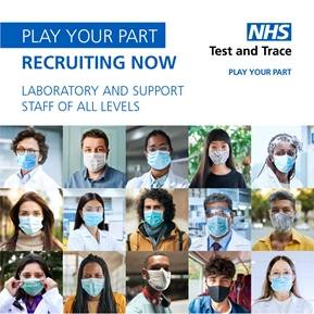 NHS Test and Trace Jobs